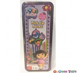 Dora The Explorer Pick Up Sticks Game