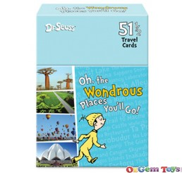The Wondrous Places Dr Seuss Card Game