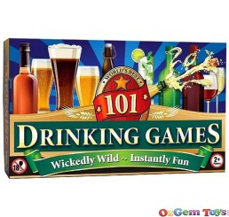Drinking Games Wickedly Wild Instantly Fun