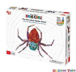 Eric Carle The Very Busy Spider Game