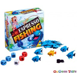 Piatnik Espresso Fishing Game
