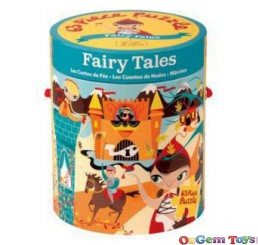 Fairy Tales Jigsaw Puzzle 63 Pieces Mudpuppy