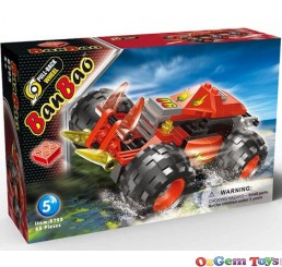 Fire Pheonix 8793 BanBao Building Set 65 Pieces