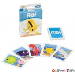 Fish King Size Card Game