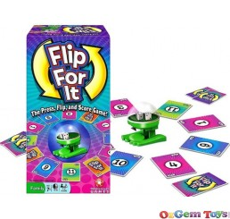 Flip For It Winning Moves Game