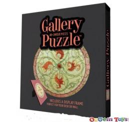 Floral The Design Collection Gallery Puzzle Ceaco