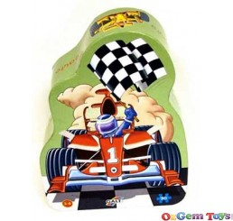 Galt Jigsaw Puzzle Racing Car 30 Pieces