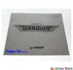 Gradius Nes Instruction Manual