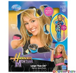 Hannah Montana Larger Than Life Gigantic Jigsaw Puzzle