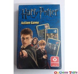 Harry Potter and The Deathly Hallows 1 Action Card Game