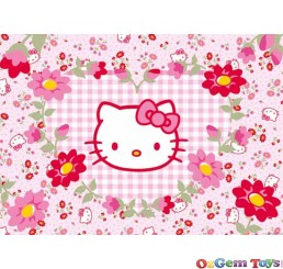 Hello Kitty in Blossom Ravensburger Floor Puzzle 24 Pieces