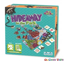 Hideaway In The Park 56 Piece Jigsaw Puzzle