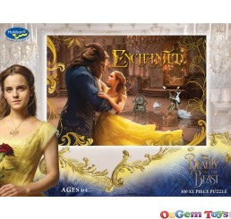 Holdson 099153 - Beauty And The Beast - 300 Piece Jigsaw Puzzle Large Format
