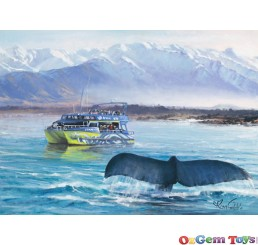 Holdson Coastlines whale Watch Jigsaw Puzzle 1000 Pieces