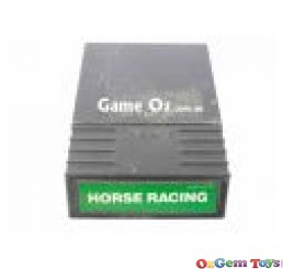 Horse Racing Intellivision Game