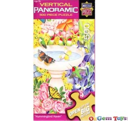Hummingbird Haven 500 Pieces Jigsaw Puzzle