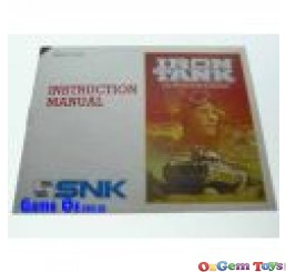 Iron Tank Nes Instruction Manual