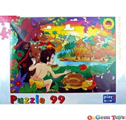 The Jungle book Jigsaw Puzzle 99 Pieces