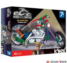 Knex All Star Bike Building Set