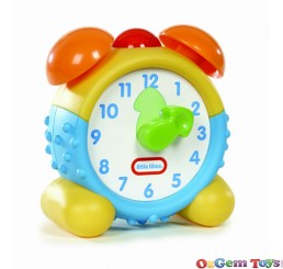 Little Tikes Discover Sounds Alarm Clock
