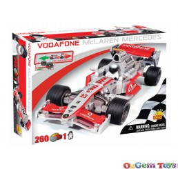 F1 McLaren Mercedes no.23 Building Set
