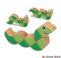 Wiggling Worm Grasping Toy by Melissa and Doug