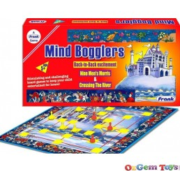 Mind Bloggers Board Game