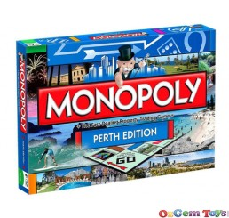 Hasbro Perth Edition Monopoly Board Game