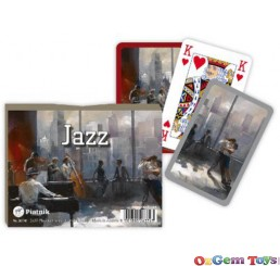 Jazz Playing Cards Double Pack Piatnik