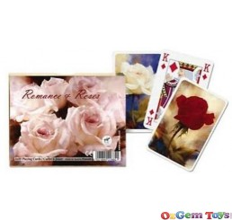 Romance and Roses Playing Cards Double Pack Piatnik
