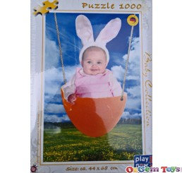 Play Now 1000 pc Baby Collection Puzzle Art 3818835