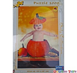 Play Now 1000 pc Baby Collection Puzzle Art 3818836