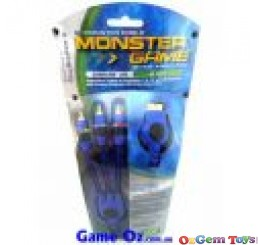Playstation 2 Monster Cable Audio Video Cable