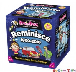 Reminisce 1990 to 2010 Brainbox