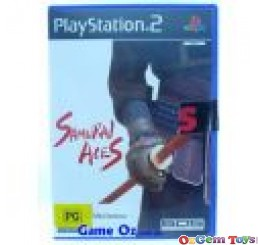 Samurai Aces Playstation 2 Game