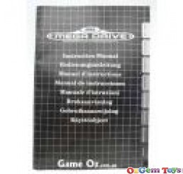 Sega Mega Drive 1 Instruction Manual