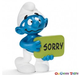 Sorry Smurf Toy Figure Schleich SC20749