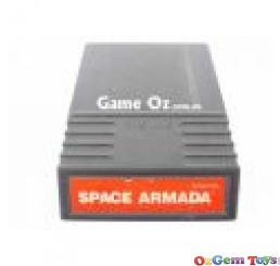 Space Armada Mattle Intellivision Game