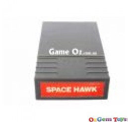 Space Hawk Mattle Intellivision Game