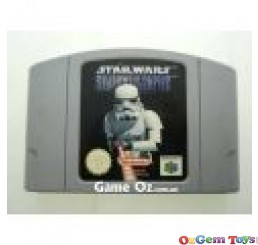 Star Wars Nintendo 64 Game