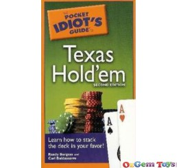Texas Hold'em Second Edition The Pocket Idiots Guide