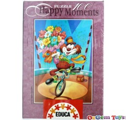 The Charmer Educa Jigsaw Puzzle 100 Pieces