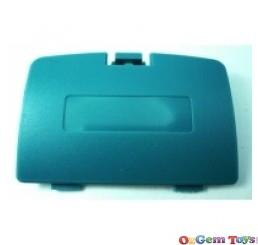 Gameboy Color Battery Cover Teal New