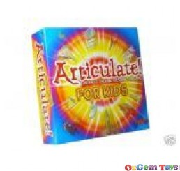 Articulate For Kids The Fast Talking Description Game