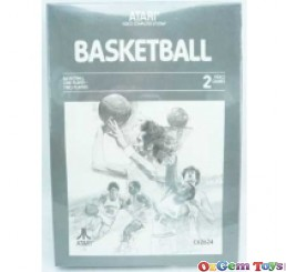 Basketball Atari 2600 Game New Sealed Rare