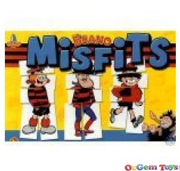 Beano Misfits Card Game