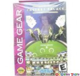 Ceasars Palace Sega Game Gear Game