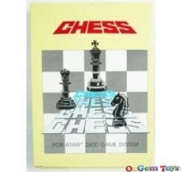 Chess Atari 2600 Game New Rare