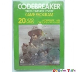 Code Breaker Atari 2600 Game New Sealed Rare