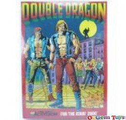 Double Dragon Atari 2600 Game New Sealed Rare